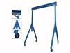 ADJUSTABLE & FIXED STEEL GANTRY CRANES