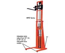 DEPENDABLE STRADDLE STACKER